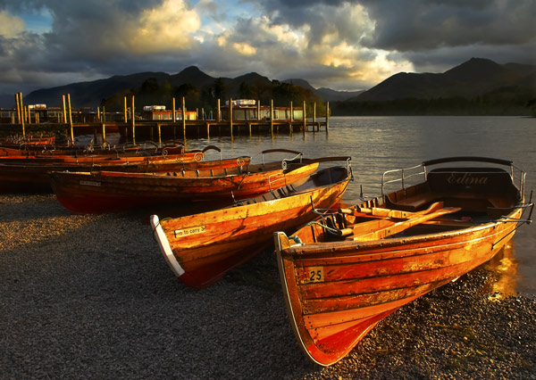 Keswick Boats - The Lake District