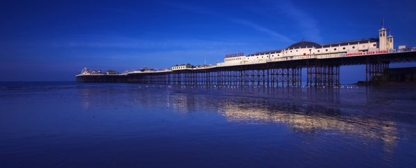 Brighton Pier II - The South Coast of England