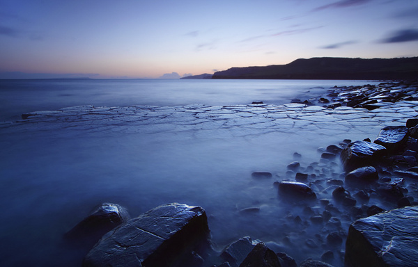 Kimmeridge Ledges II - Hampshire, Dorset and Devon