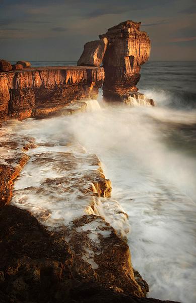 Pulpit Rock - Hampshire, Dorset and Devon