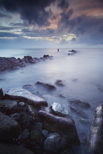 The Lone Fisherman II - Hampshire, Dorset and Devon