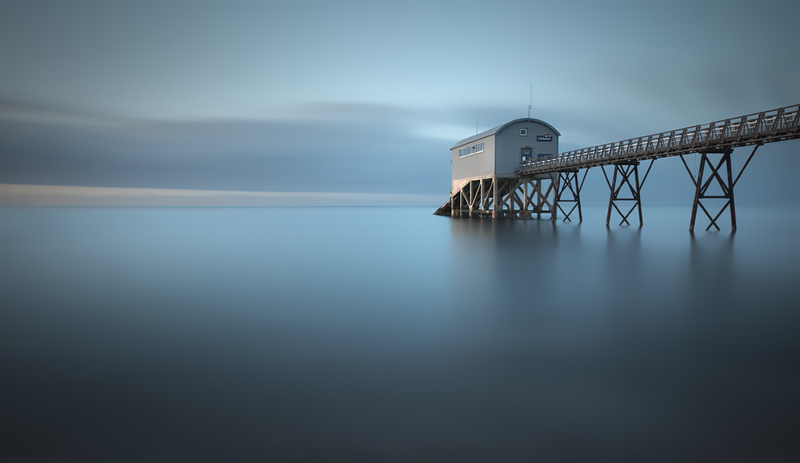 Selsey Lifeboat Station - The South Coast of England