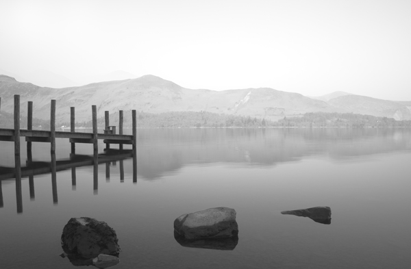 Morning Calm - The Lake District