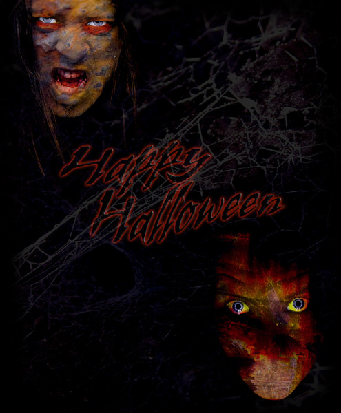 halloween ... - Funky Manipulation...