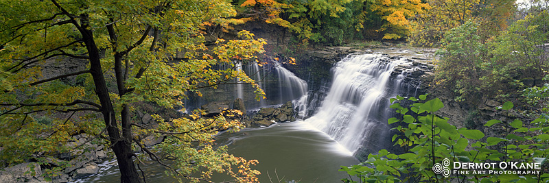 Ball's Falls - Panoramic Horizontal Images