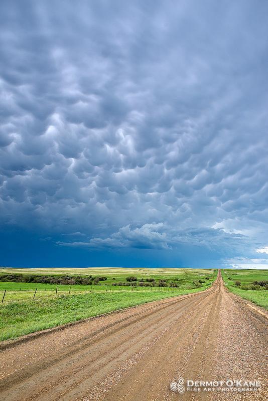 Prairie Storm - 35mm Images