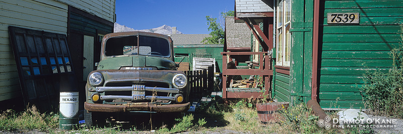 Old Dodge - Panoramic Horizontal Images