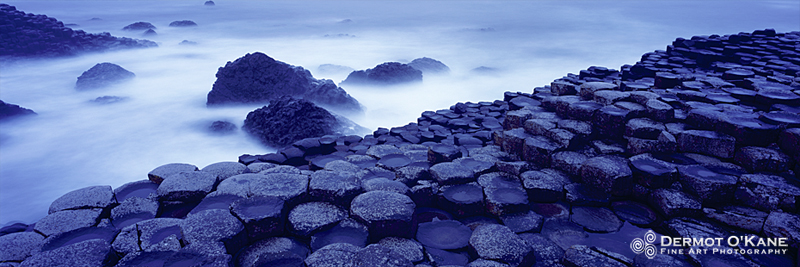 Giant's Causeway - Panoramic Horizontal Images