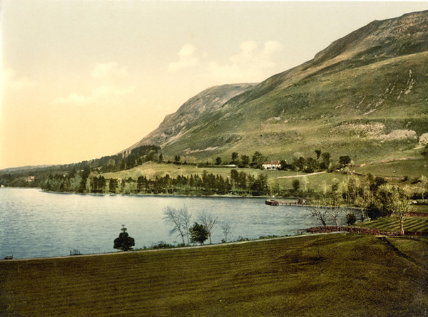 Lake District Ullswater Howtown Bay 49 - Old Photos of Lake District