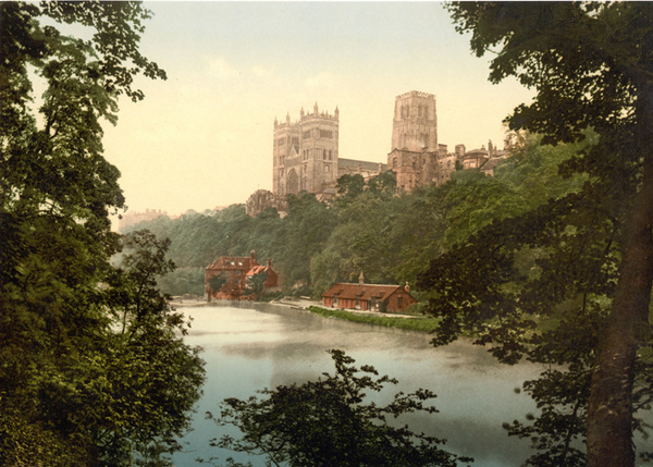 Durham Cathedral 3 - Old Photos of Durham
