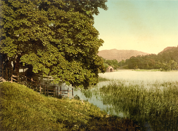 Lake District Rydal Water 41 - Old Photos of Lake District