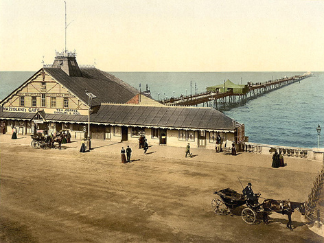 Herne Bay Pier 2 - Old Photos of Herne Bay