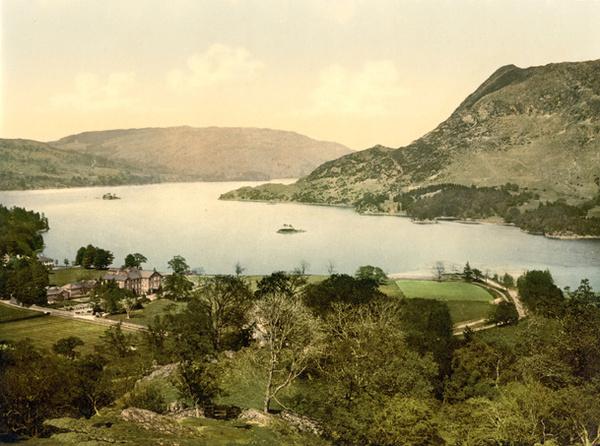 Lake District Ullswater Patterdale Hotel  48 - Old Photos of Lake District