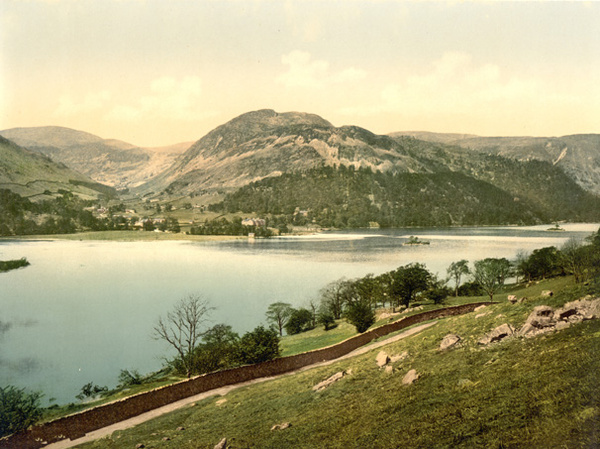 Ullswater 47 - Old Photos of Lake District