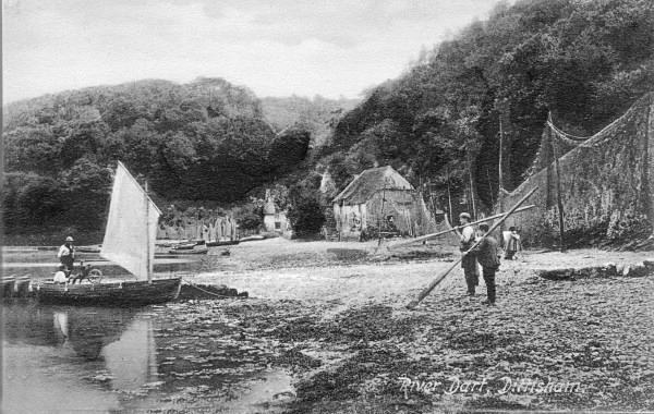 Dittisham River Dart 17 - Old Photos of Dartmouth