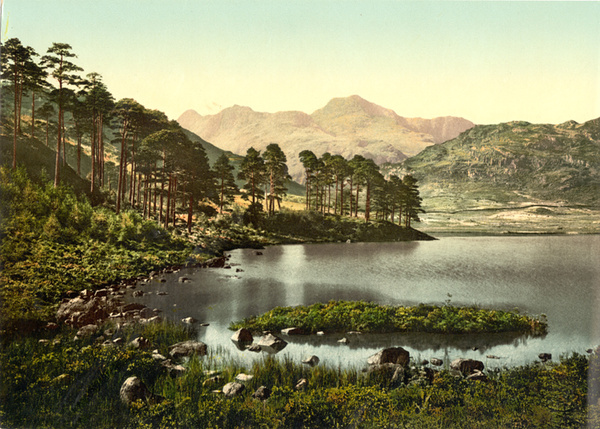Lake District Blea Tarn 8 - Old Photos of Lake District