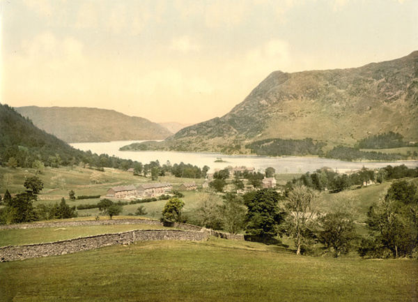 Lake District Ullswater 46 - Old Photos of Lake District