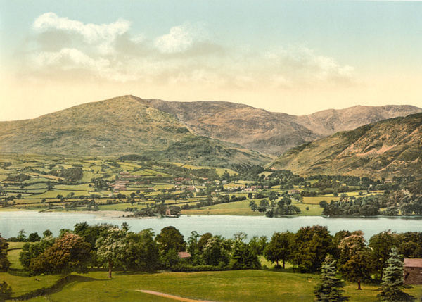Lake District Coniston 14 - Old Photos of Lake District