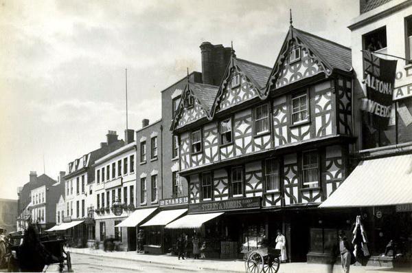 Gloucester Raikes House 7 - Old Photos of Gloucester