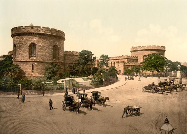 Carlisle Citadel 3 - Old Photos of Carlisle