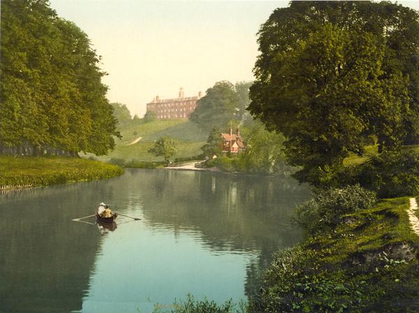 Shrewsbury Severn and Kingsland 5 - Old Photos of Shrewsbury