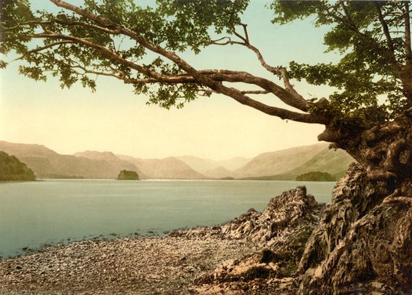 Lake District Derwentwater Keswick 24 - Old Photos of Lake District