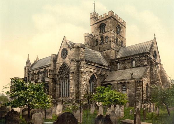 Carlisle Cathedral 2 - Old Photos of Carlisle
