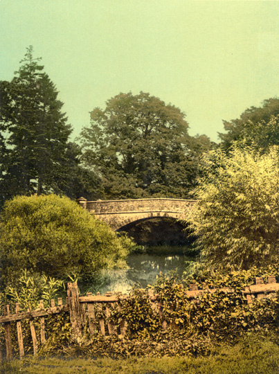 Tunbridge Wells Penshurst Bridge 4 - Old Photos of Tunbridge