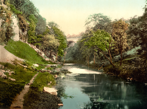 Millers Dale 27 - Old Photos of Peak District