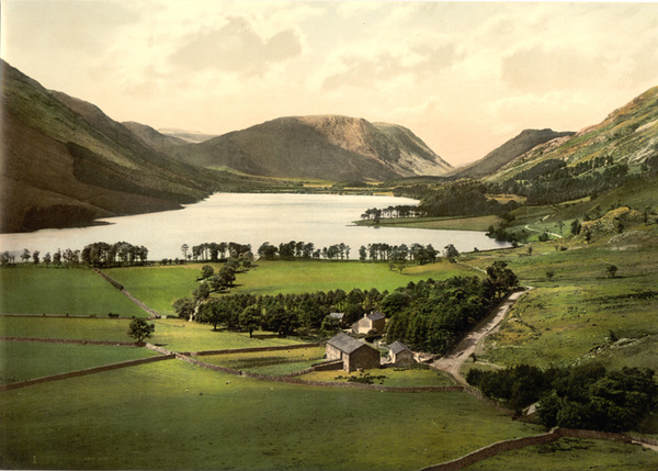 Lake District Buttermere 11 - Old Photos of Lake District