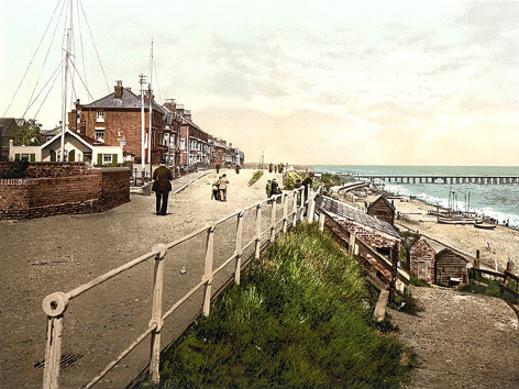 Southwold 1 - Old Photos of Southwold