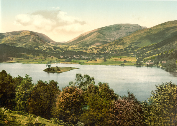 Lake District Grasmere 32 - Old Photos of Lake District