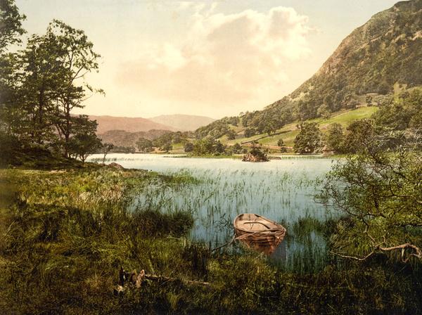 Lake District Rydal Water 38 - Old Photos of Lake District