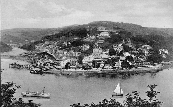 Dartmouth Kingswear 15 - Old Photos of Dartmouth