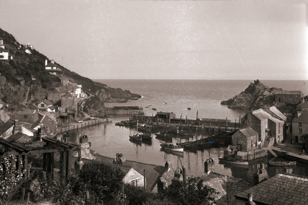 Polperro 24 - Old Photos of Polperro