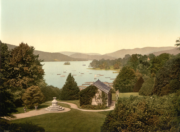 Lake District Windermere 60 - Old Photos of Lake District
