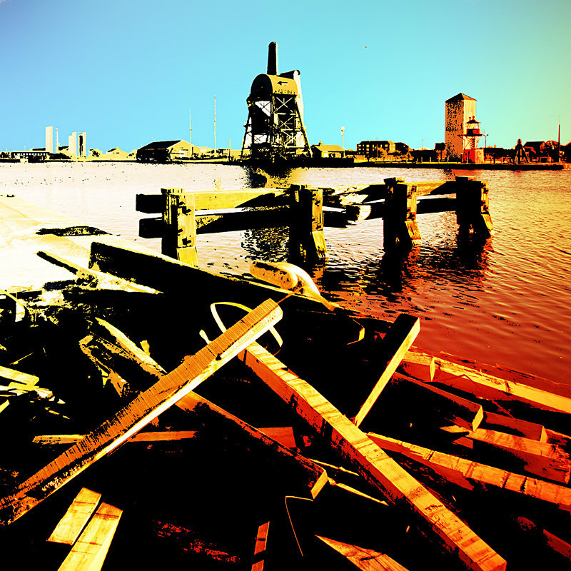 - Industrial Remains
