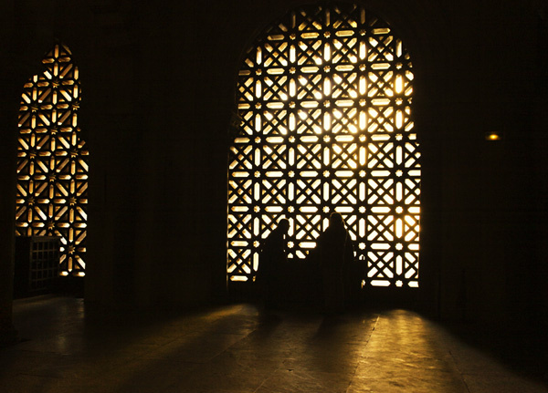 Mezquita window, Cordoba - People and Places