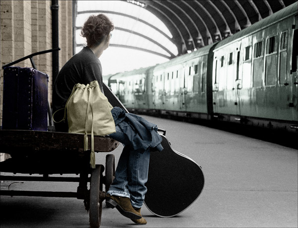 Leaving York - People and Places