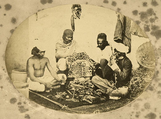 The People of India - 19th Century