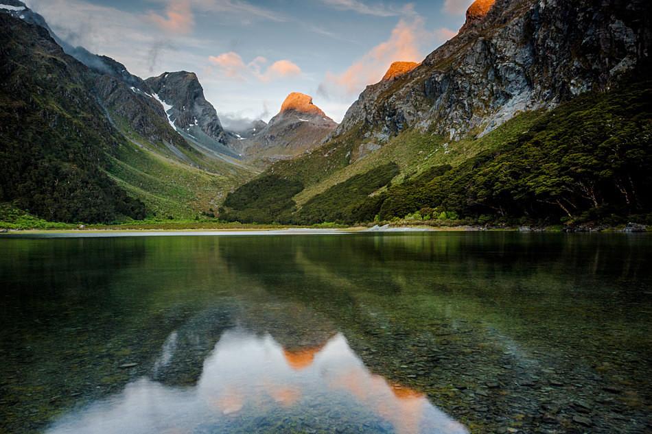 Lake MacKenzie - New Zealand South Island