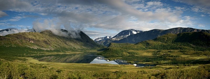 Jotunheimen National Park - Nordic countries