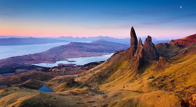 The Old Man of Storr - Skye