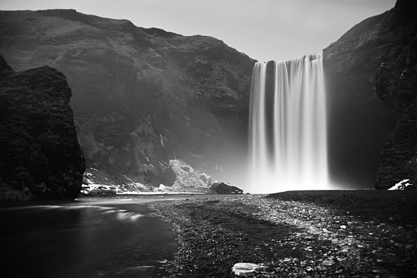 Skogafoss waterfall - Nordic countries
