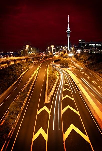 Spaghetti Junction - Auckland