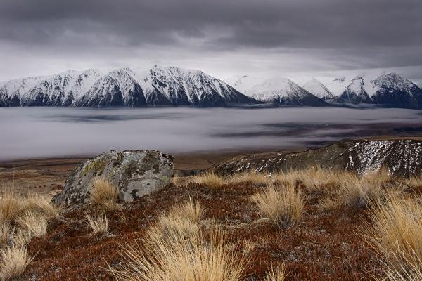 Lake Tekapo from Roundhill - Extremes of New Zealand