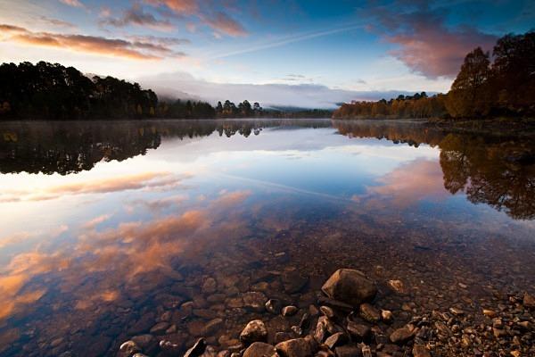 Glen Affric sunrise - Scottish Landscapes
