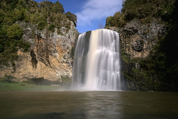 Hunua falls - New Zealand North Island