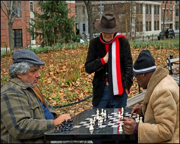 Washington Square - NY - Travels Abroad