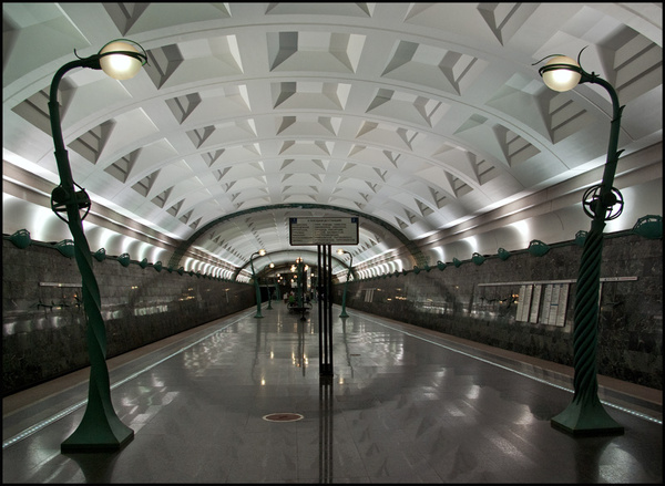 Moscow - Metro - Travels Abroad